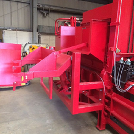 We can modify your existing equipment